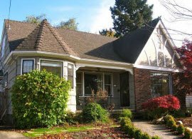 A Lindquist built home on NE 62nd Avenue.
