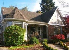 A Lindquist built home on NE 62nd Avenue.