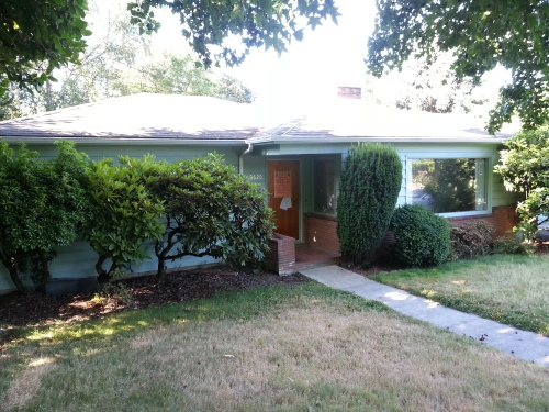 This 1949 home at 3620 SE Rural is slated for demolition by home builder Renaissance Homes